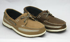Mens Island Surf Deck Loafers Boat Boating Shoes Lightweight Casual New Sizes