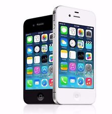 Apple Iphone 4S 16GB Factory Unlocked A1387 Black/ White Perfect Condition