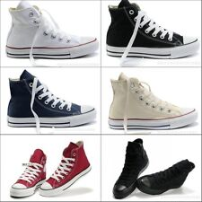 Men's Womens Canvas ALL STARs Flats Chuck Taylor High Top shoes Loafers Sneakers