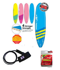 "NEW Redback Mini Mal 7'0"" Soft Surfboard Pack"