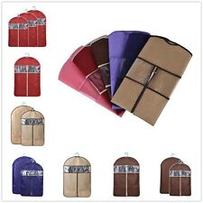 4 Colors Home Travel Garment Clothes Suit Cover Dustproof Storage Bags Protector