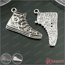 20PCS Zinc Alloy Sports shoes Charms Pendants Jewelry Findings Accessories 20934