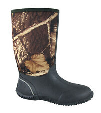 "Smoky Mountain Camo Amphibian 12"" Youth Boots 2735"