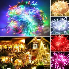 Battery LED Fairy String Lights Christmas Tree Xmas Wedding Club Party Lighting
