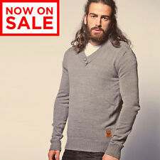 _Bravesoul Outlet Zinik v-neck jumper (BS115)