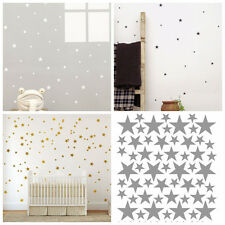 1x Pack Star Decals Art Décor Home-Décor Decoration Stickers Nursery Shiny MNT