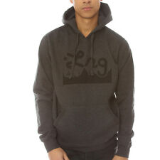 L-R-G The Core Collection Pullover Hoodie in Black Charcoal NWT LRG