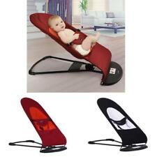 Baby Soft Vibrating Bouncer Chair Infant Rocker Seat