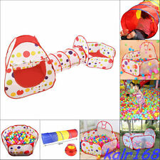 Toddler  Baby Game Play Children Toys Tent Ocean Balls Pit Pool Portable Outdoor