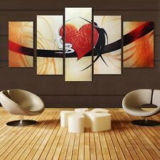 """HUGE MODERN ABSTRACT WALL DECOR ART OIL PAINTING ON CANVAS """"no frame"""""""