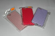 New iPhone 5 Golfball Texture Silicone Rear Cover Aussie Seller Fast Post