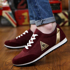 New Mens Fashion Shoes Breathable Sport Casual Athletic England Boat Sneakers 04