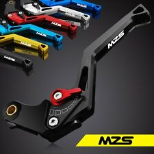 MZS One Pair CNC Motorcycle Brake Clutch Levers For Honda CBR929RR 2000-2001