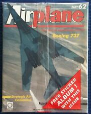 PHIL SOAR Airplane Magazine Issue 62 Volume 6 1991 1st Edition Paperback