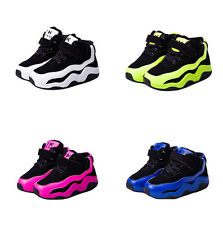 Hot Children Running Shoes Boys Girls Casual Sport Shoes Kids Durable Sneakers