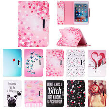 Pattern Leather Mangnetic Case Smart Cover Stand for iPad 2 3 4 Air Mini Pro 9.7