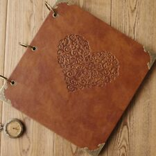 XIDUOBAO Retro Leather Photo Album Special Scrapbook DIY Anniversary Scrapbook A