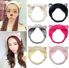 Hair Girls Gift Headdress Womens Head Band Hot Cat Ears Cute Party New Headband