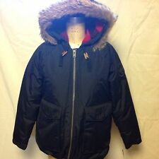 Woolrich Womens Patrol Down Short Parka 15119 Black New With Tags