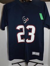 Houston Texans NFL Football Jersey, Boy's Large (14/16)