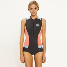 Rip Curl G Bomb Springsuit Wetsuit in Pink