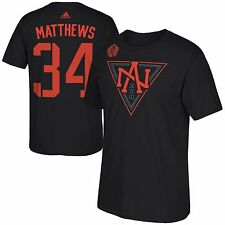North America Young Guns Auston Matthews 2016 World Cup Of Hockey Player Name &