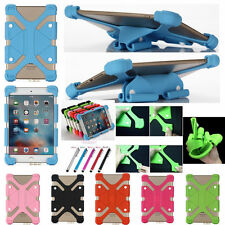 """Universal Shockproof Rubber Cover Soft Silicone Case For Android 7"""" 8"""" Tablet PC"""