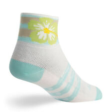 """SOCKGUY 2"""" Cuff Perfomance Running/Cycling Women's Socks Made in USA"""