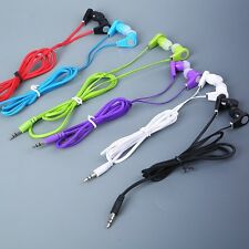 3.5mm Stereo In-ear Headphone Earphone Headset Earbuds for Mobile Phone iPod MP3