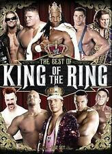 WWE: The Best of King of the Ring (DVD, 2011, 3-Disc Set)