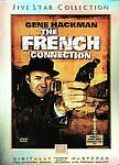 THE FRENCH CONNECTION Widescreen DVD 2 Disc Five Star Collection Gene Hackman