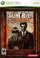 Silent Hill Homecoming Xbox 360 ***Brand New Factory Sealed*** Free Shipping