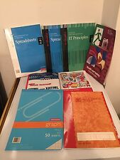 ICT Excel Software text Book SamsTeach XHTML Health And Safety Graph Text Books
