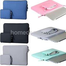 "Laptop Accessory Carry Bag Sleeve Case for 11"" 12"" 13"" 15"" for Macbook Air Pro"