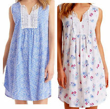 Nightgown CAROLE HOCHMAN M,L,XL,3X Chemise 100% Cotton Knit  NWT