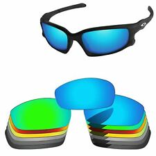 Polarized Replacement Lenses For-Oakley Split Jacket Multi - Options