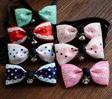 Elegant Necktie Bow Tie Dog Puppy Cute Clothes For Cat Bowknot Small Dog Hot