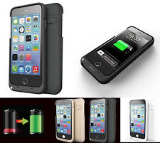 For iPhone 6 6S Quick Charger External Backup Battery Portable Protective Case