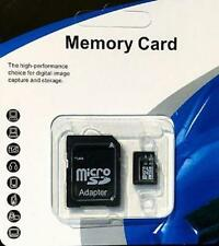 512GB 256GB 128GB Micro SD SDHC TF Flash Memory Card Class10 C10 SD Adapter