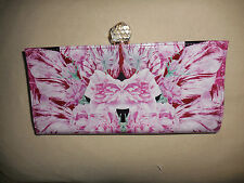 Ted Baker - Patent Leather Crystal Ball Matinee Purse