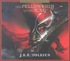 The Fellowship of the Ring by J. R. R. Tolkien (2002, CD) New Sealed