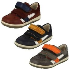 Infant Boys Clarks First Shoes SoftlyZakk