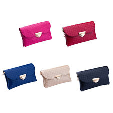 Fashion Womens Handbag Shoulder Bags Purse Wallet PU Clutch Ladies Messenger Bag