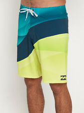 New Billabong Pulse X Board Shorts in Green | Mens Mens Boardshorts