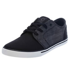 New Kustom Mens Fraley Shoes in Black | Mens Mens Footwear Mens Shoes