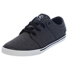 Kustom Mens Scooter Shoes  in Grey