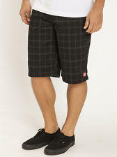 Dexter Mens Swelter Check Shorts in Black