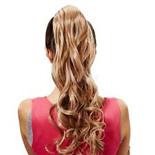 Popular Fancy Dress Use Hairpiece Long Clip On Extension Hair Piece