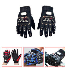 Motorcycle Gloves Motorbike Motocross Motor Summer Fiber Bike Racing Pro-Biker