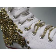 Scarpe Converse Gold Carpet m7650c White Studs Nikelfree Limited Edition